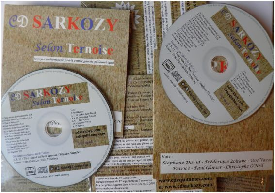 collector cd sarko